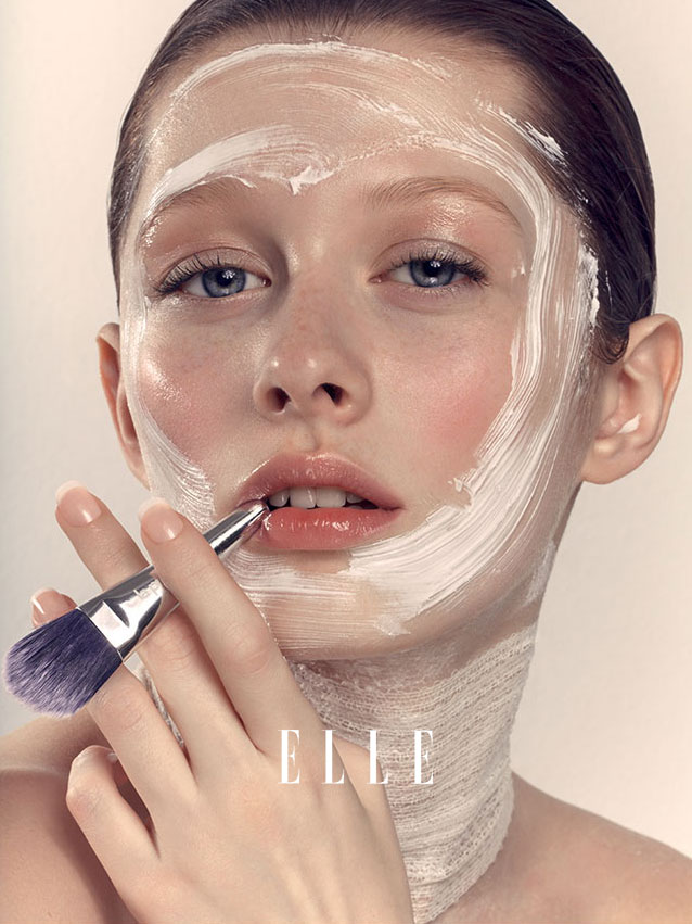 Beauty Editorial, Elle International, Skin Care, ELLE HN, ELLE Finland, Elle Vietnam, Elle Greece, Elle Ukraine,